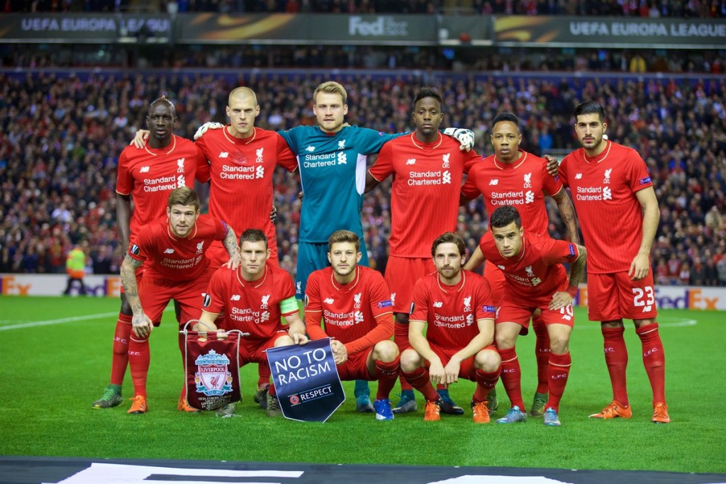 Liverpool Football Team