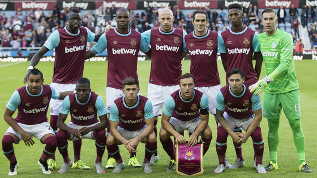 West Ham Team Football