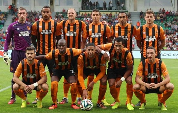 Hull City Footbal Team