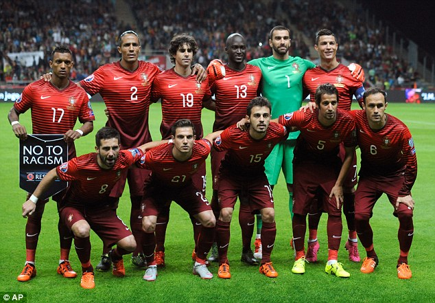 Portugal Footballl Team