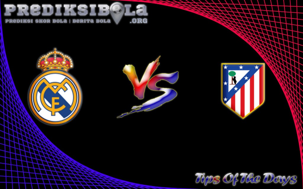 Prediksi Skor Real Madrid Vs Atlético Madrid 29 Mei 2016