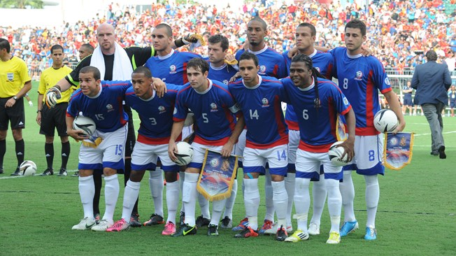Puerto Rico Football Team