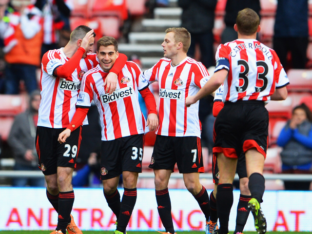Sunderland Football Team