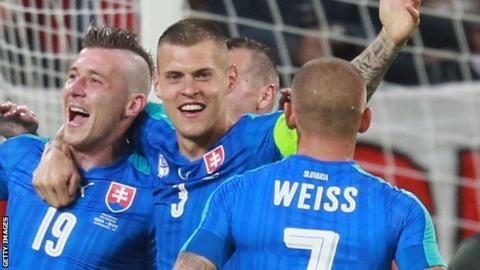 Slovakia Football Team
