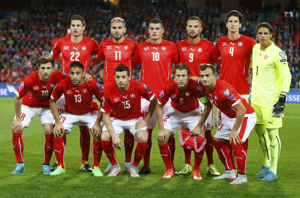 Switzerland Football Team