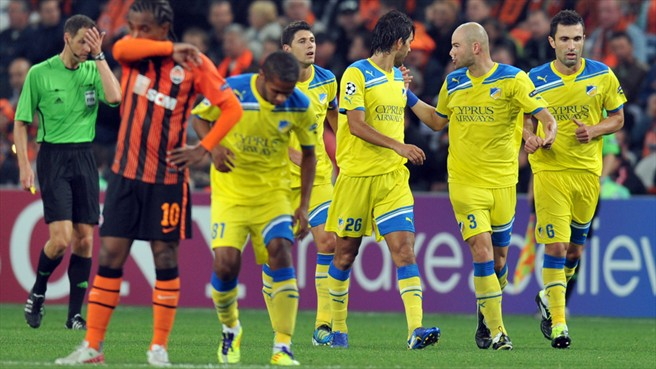 APOEL Football Team