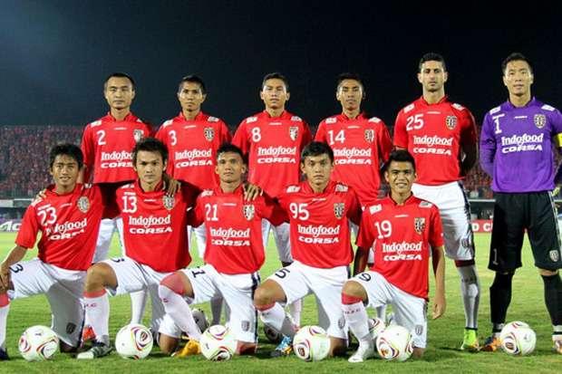 Bali United Football Team