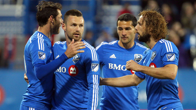 Montreal Impact Soccer Team
