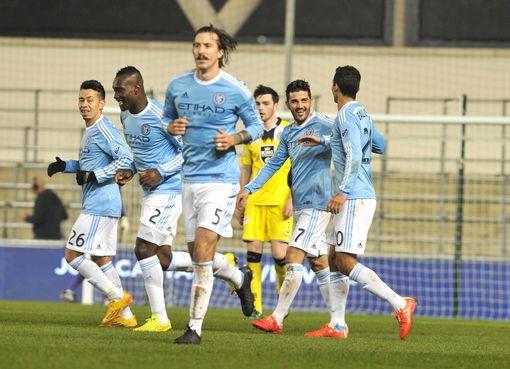 New York City Soccer Team