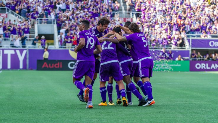 Orlando City Soccer Team