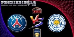 Prediksi Skor PSG Vs Leicester City 31 Juli 2016