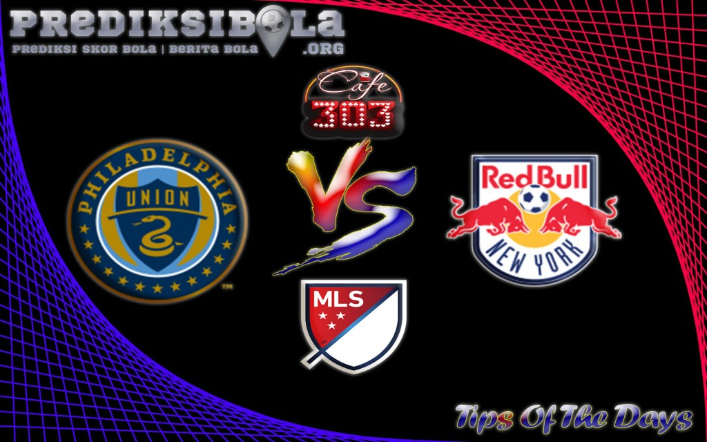 Prediksi Skor Philadelphia Union Vs New York RB 18 Juli 2016