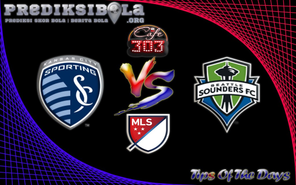 Prediksi Skor Sporting KC Vs Seattle Sounders 25 Juli 2016