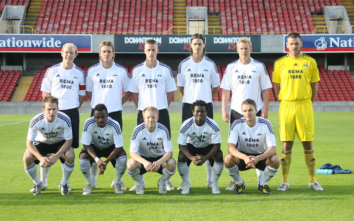 Rosenborg Football Team