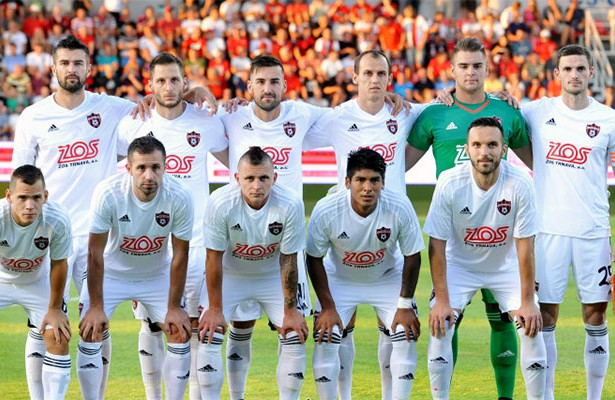 Spartak Trnava Football Team