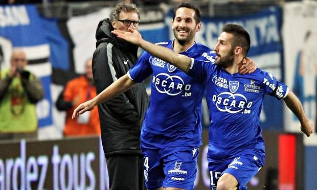Bastia Football Team